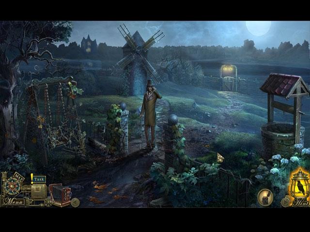 Dark Tales: Edgar Allan Poe's Metzengerstein Screenshot