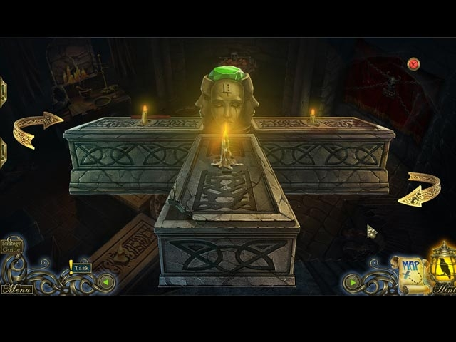 Dark Tales: Edgar Allan Poe's Morella Collector's Edition Screenshot