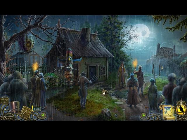 Dark Tales: Edgar Allan Poe's The Oval Portrait Collector's Edition Screenshot