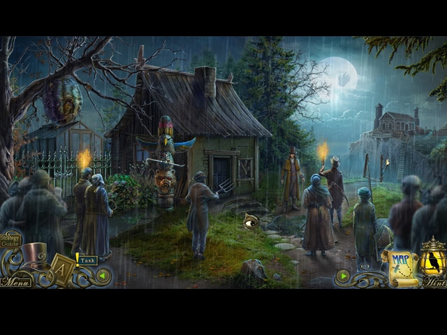 Dark Tales: Edgar Allan Poe's The Oval Portrait Collector's Edition Screenshot
