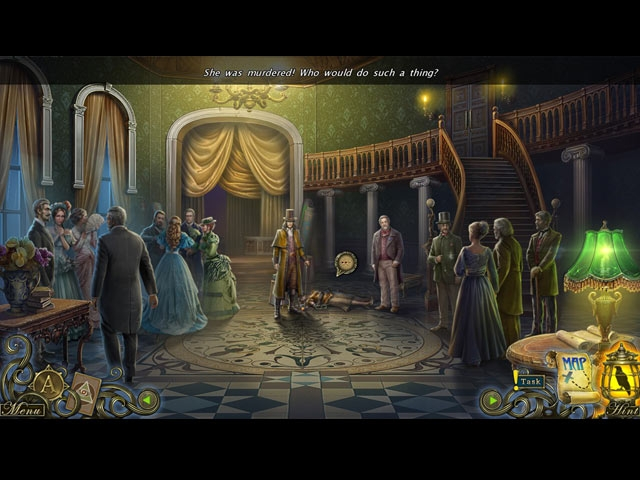 Dark Tales: Edgar Allan Poe's The Pit and the Pendulum Screenshot