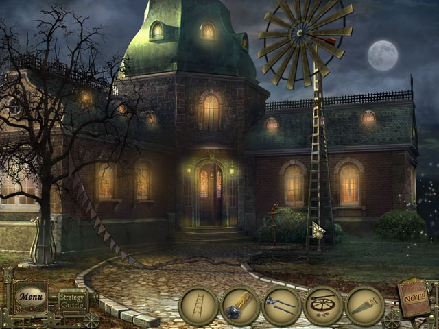 Dark Tales:  Edgar Allan Poe's The Black Cat Screenshot