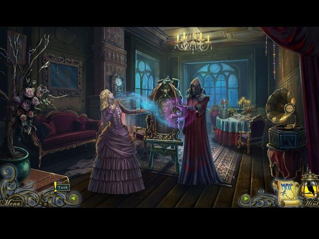 Dark Tales: Edgar Allan Poe's The Oval Portrait Screenshot