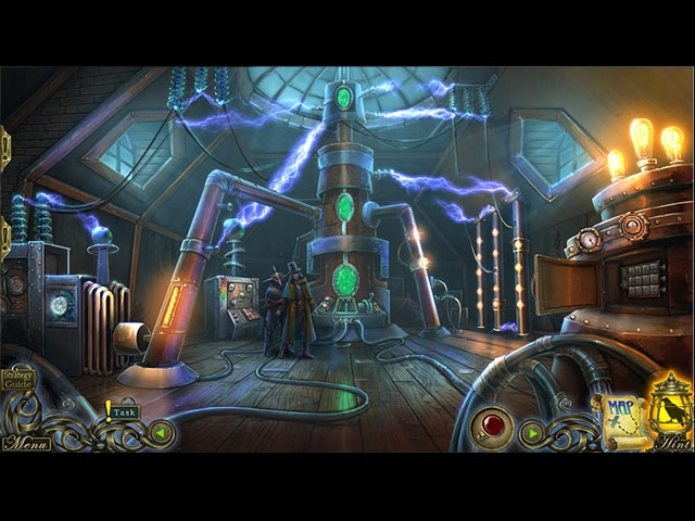 Dark Tales: Edgar Allan Poe's The Raven Collector's Edition Screenshot