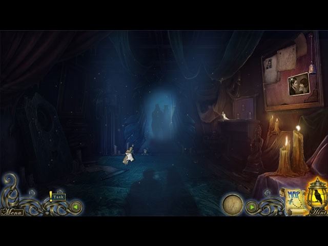 Dark Tales: Edgar Allan Poe's The Raven Screenshot