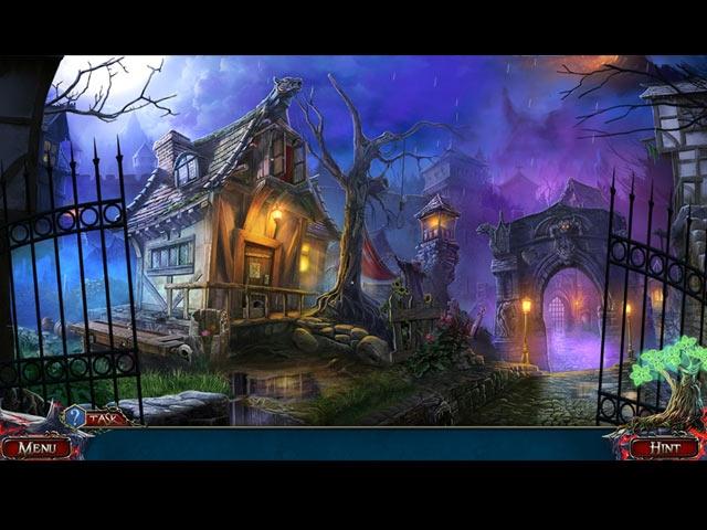 Darkheart: Flight of the Harpies Collector's Edition Screenshot