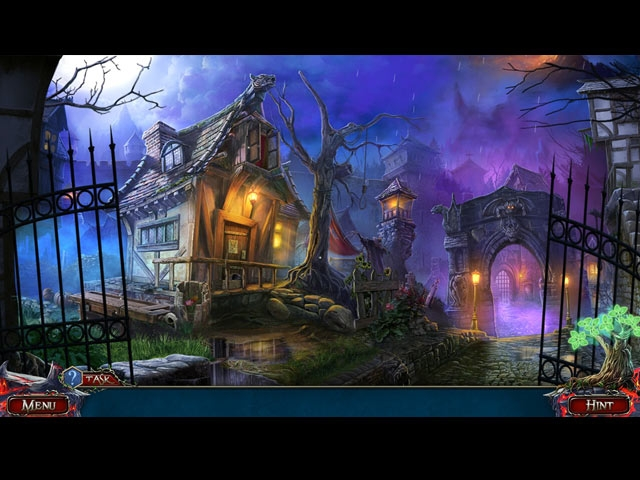 Darkheart: Flight of the Harpies Screenshot