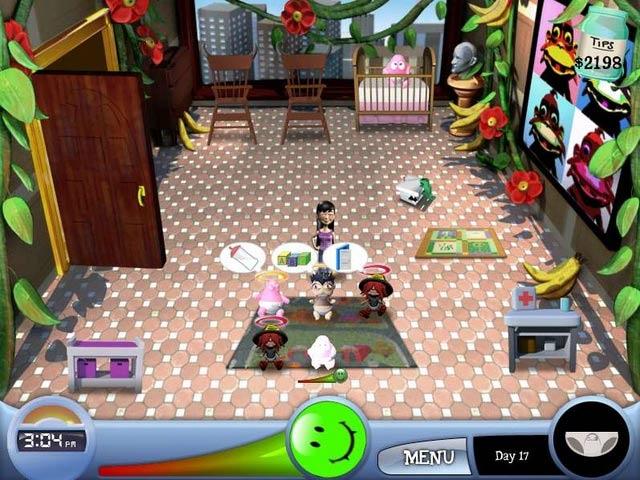 Daycare Nightmare: Mini-Monsters Screenshot