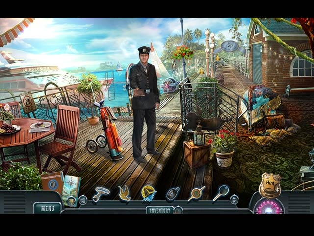 Dead Reckoning: Broadbeach Cove Collector's Edition Screenshot