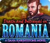 Death and Betrayal in Romania: A Dana Knightstone Novel