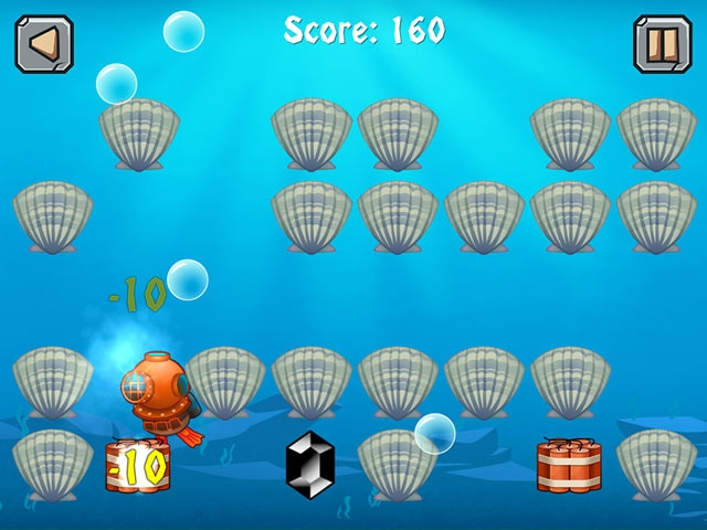 Deep Sea Quest: Rescue the Lost Mermaid Screenshot