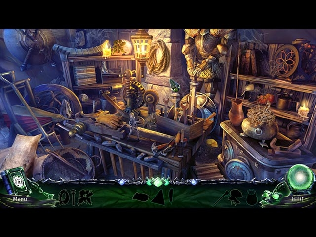 Demon Hunter 3: Revelation Collector's Edition Screenshot
