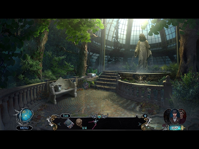 Detectives United II: The Darkest Shrine Screenshot