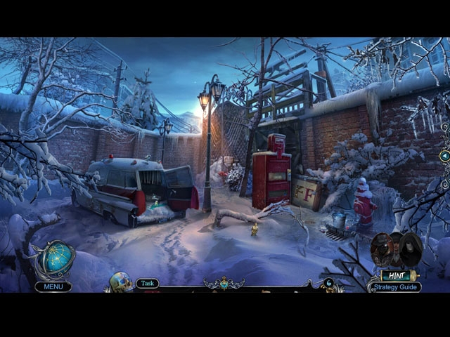 Detectives United: Origins Collector's Edition Screenshot