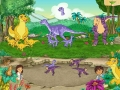 Diego Dinosaur Rescue, screenshot #1