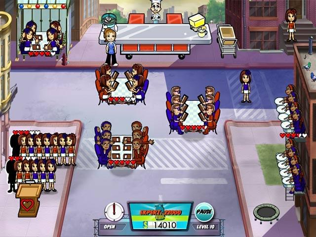 Diner Dash 5: BOOM Screenshot