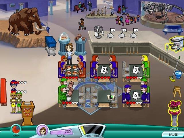 Diner Dash: Hometown Hero Screenshot