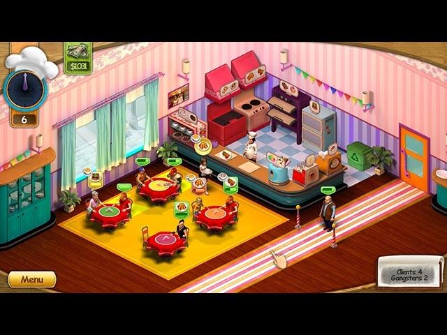 DinerMania Screenshot