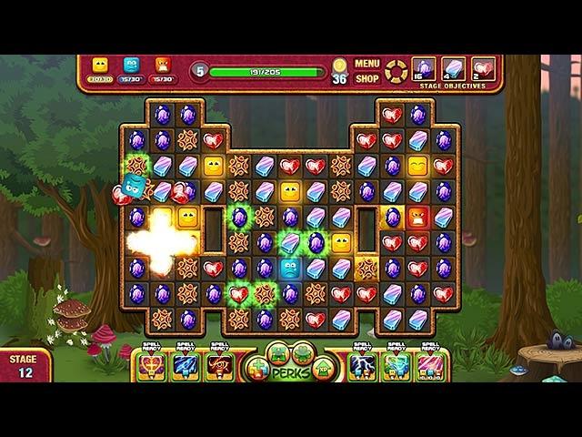 Disharmony Blocks II Screenshot