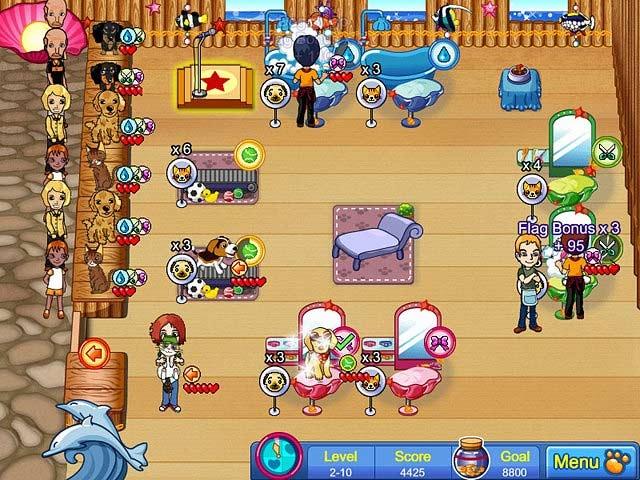 Doggie Dash Screenshot