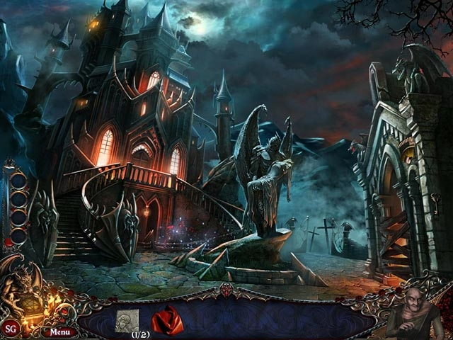 Dracula: Love Kills Collector's Edition Screenshot