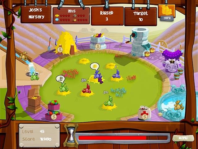Dragon Hatchery Screenshot