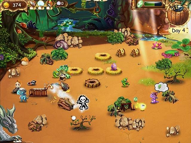 Dragon Keeper 2 Screenshot