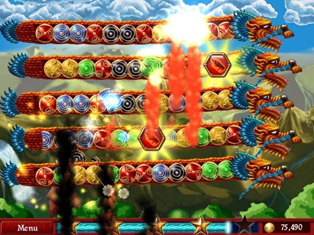 Dragon Portals Screenshot