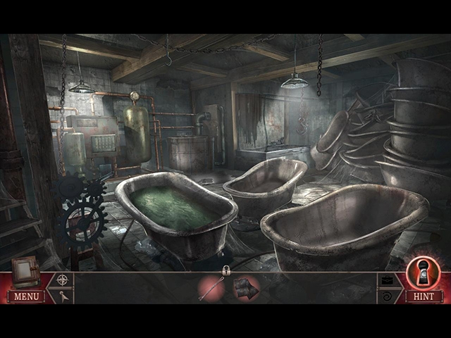 Dreadful Tales: The Space Between Collector's Edition Screenshot