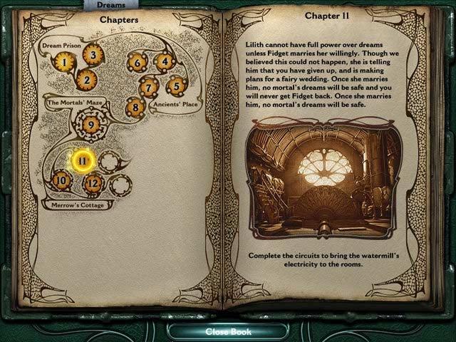 Dream Chronicles  2: The Eternal Maze Screenshot