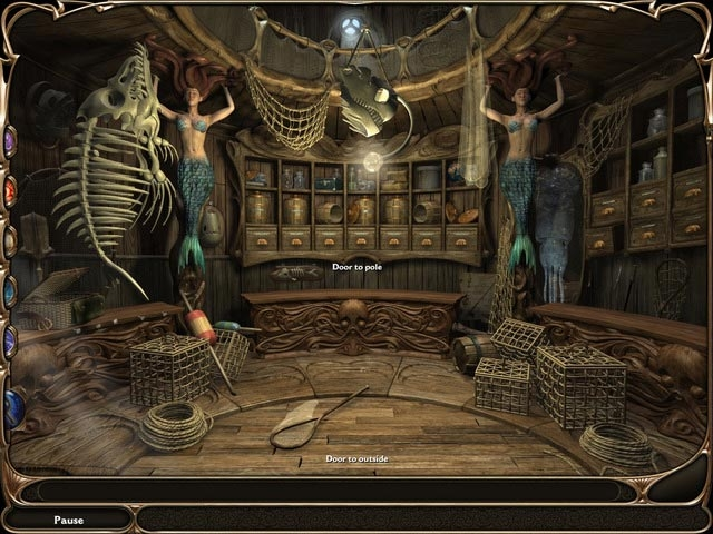 Dream Chronicles: The Book of Water Collector's Edition Screenshot