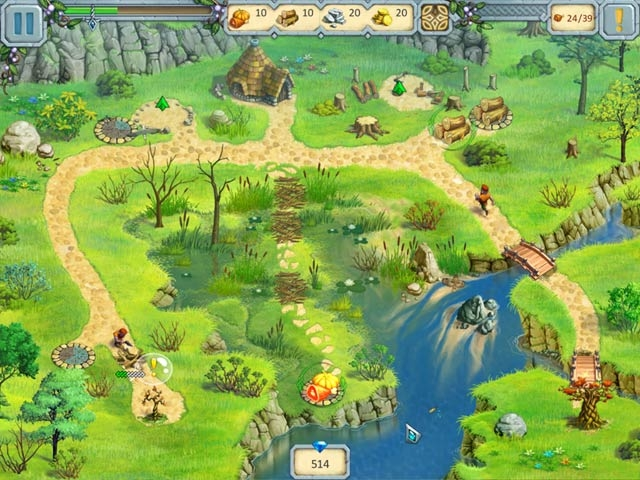 Druid Kingdom Screenshot