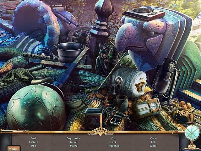 Echoes of Sorrow II Screenshot