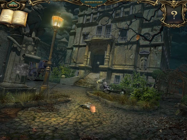 Echoes of the Past: The Castle of Shadows Collector's Edition Screenshot