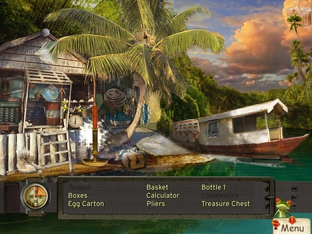 EcoRescue: Project Rainforest Screenshot