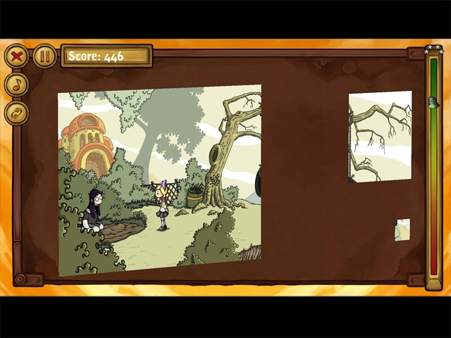 Edna & Harvey: The Puzzle Screenshot