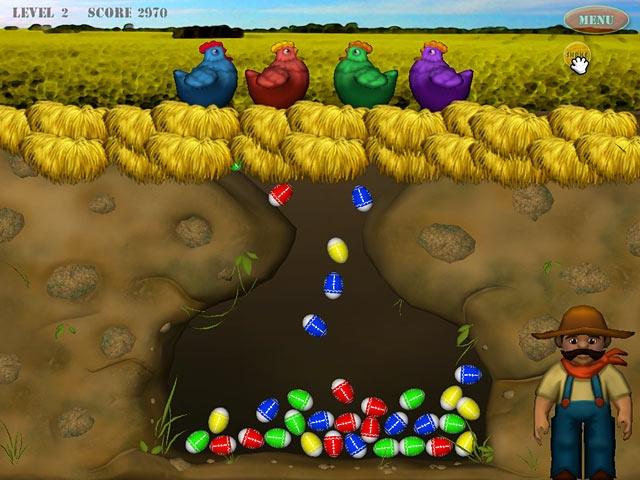 Egg Farm Screenshot