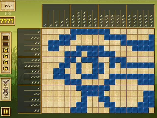 Egypt Picross: Pharaoh's Riddles Screenshot