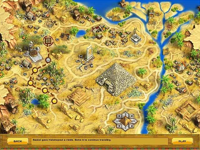 Egypt: Secret of five Gods Screenshot