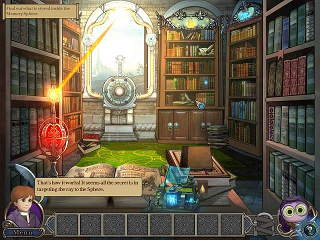 Elementals: The Magic Key Screenshot