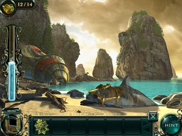 Empress of the Deep 2: Song of the Blue Whale Collector's Edition Screenshot