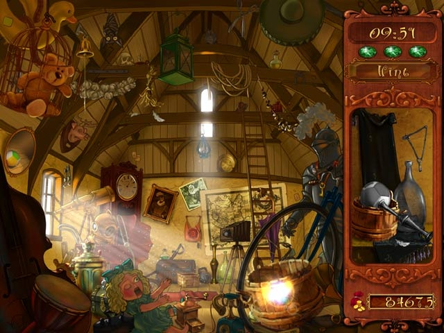 Enchanted Katya and the Mystery of the Lost Wizard Screenshot