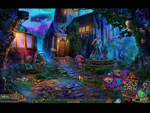 Enchanted Kingdom: A Dark Seed Collector's Edition Screenshot