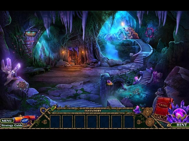 Enchanted Kingdom: A Stranger's Venom Collector's Edition Screenshot