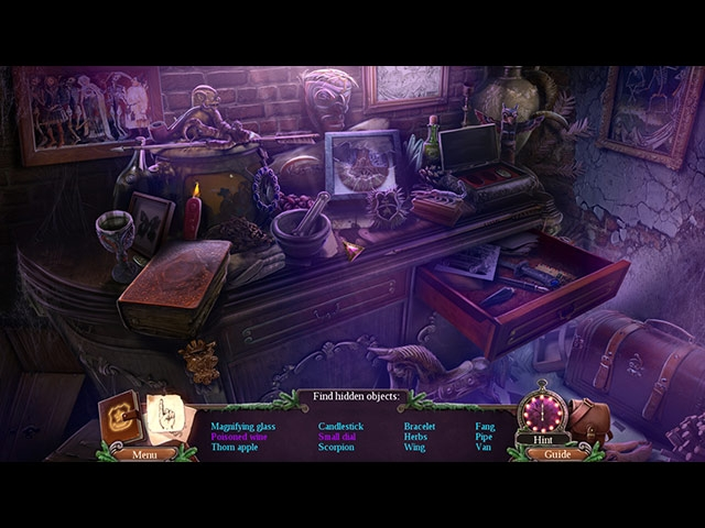 Enigmatis: The Mists of Ravenwood Collector's Edition Screenshot