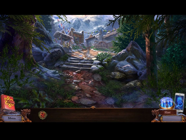 Enigmatis 3: The Shadow of Karkhala Screenshot