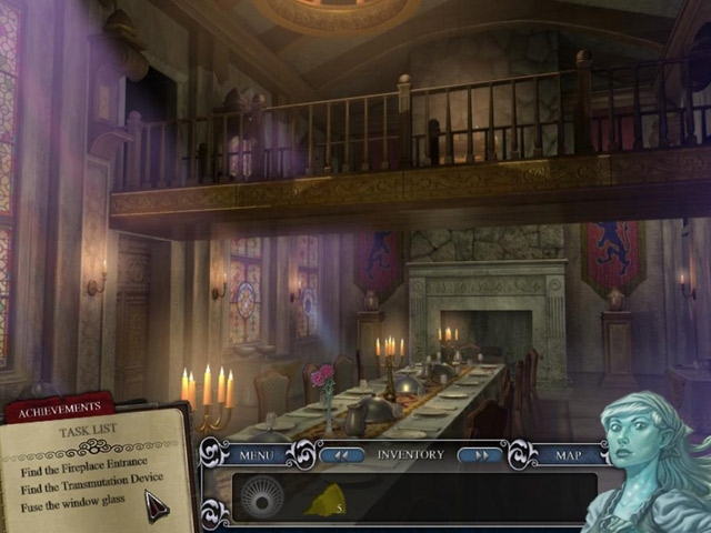 Escape from Frankenstein's Castle Screenshot