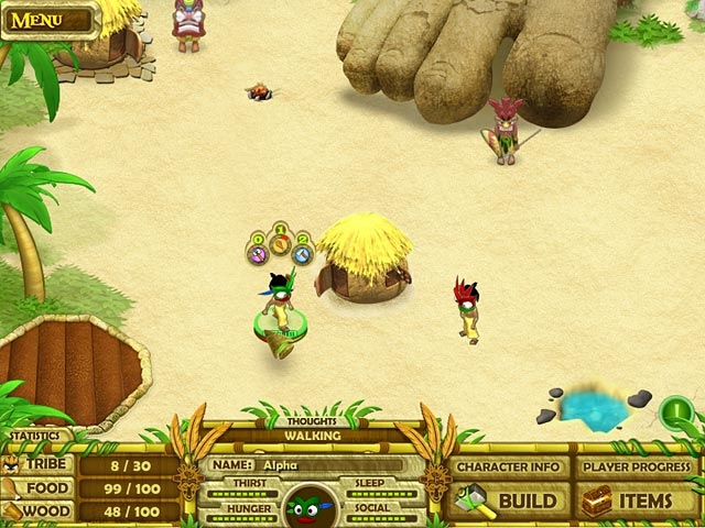 Escape From Paradise 2: A Kingdom's Quest Screenshot