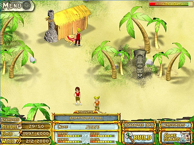 Escape From Paradise Screenshot