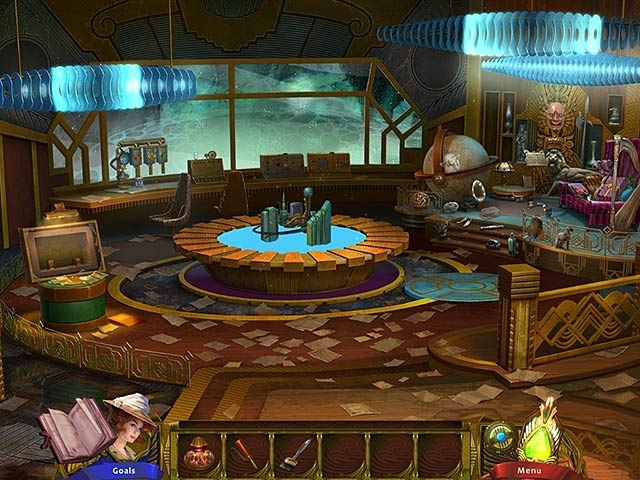 Esoterica: Hollow Earth Screenshot